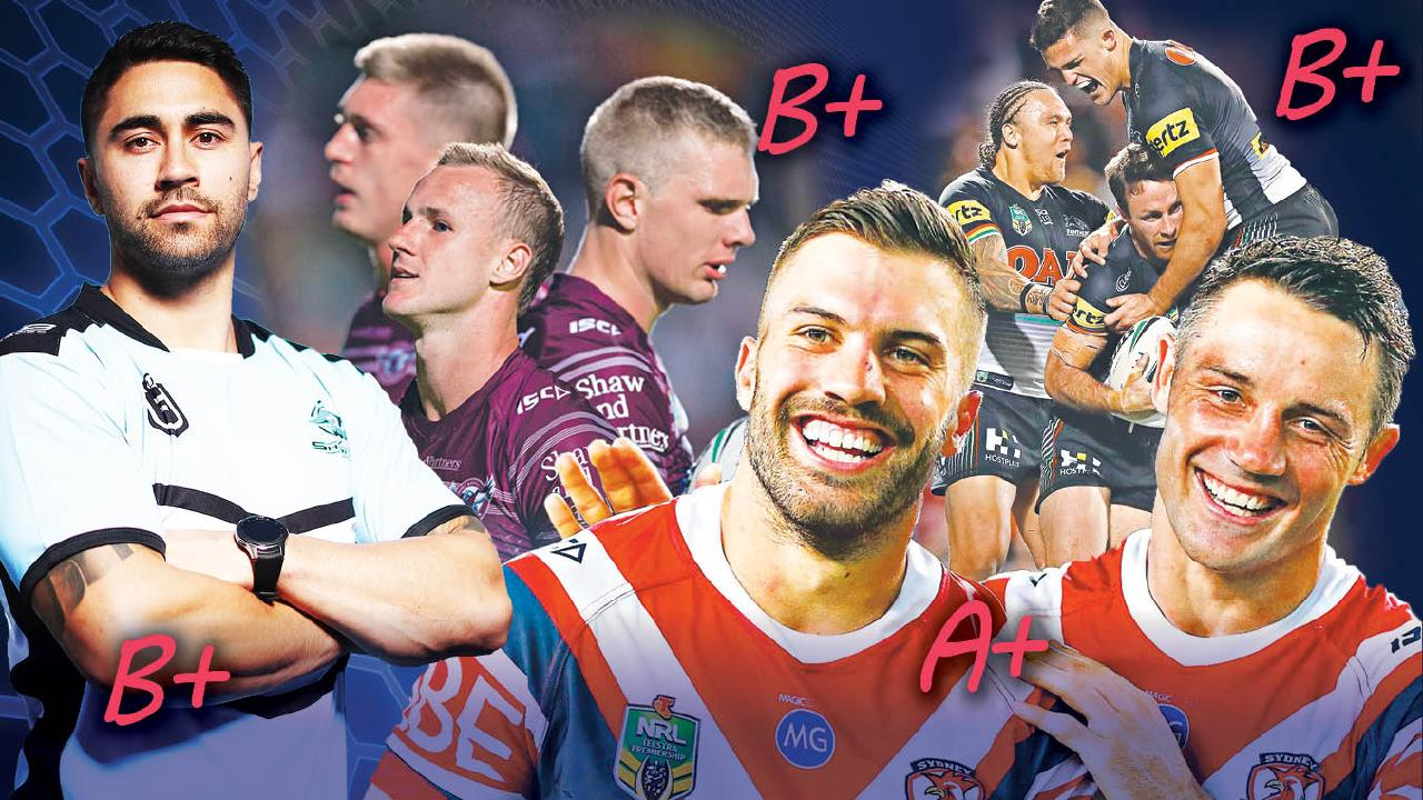 Paul Crawley's guide to your NRL club's key positions.
