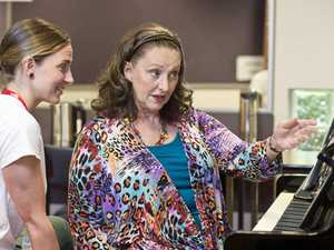 World renowned vocal coach at USQ