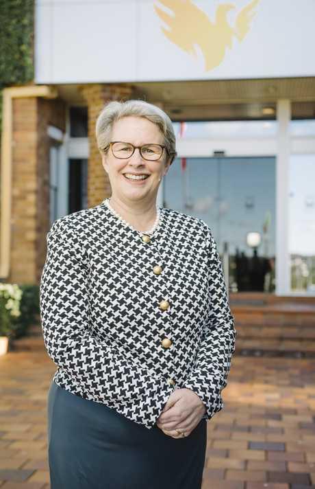 University of Southern Queensland Vice-Chancellor Geraldine Mackenzie.