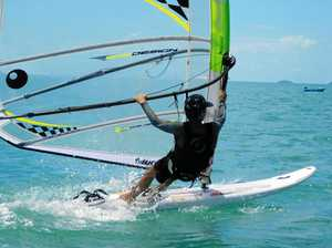 Hamish sails his way to first place