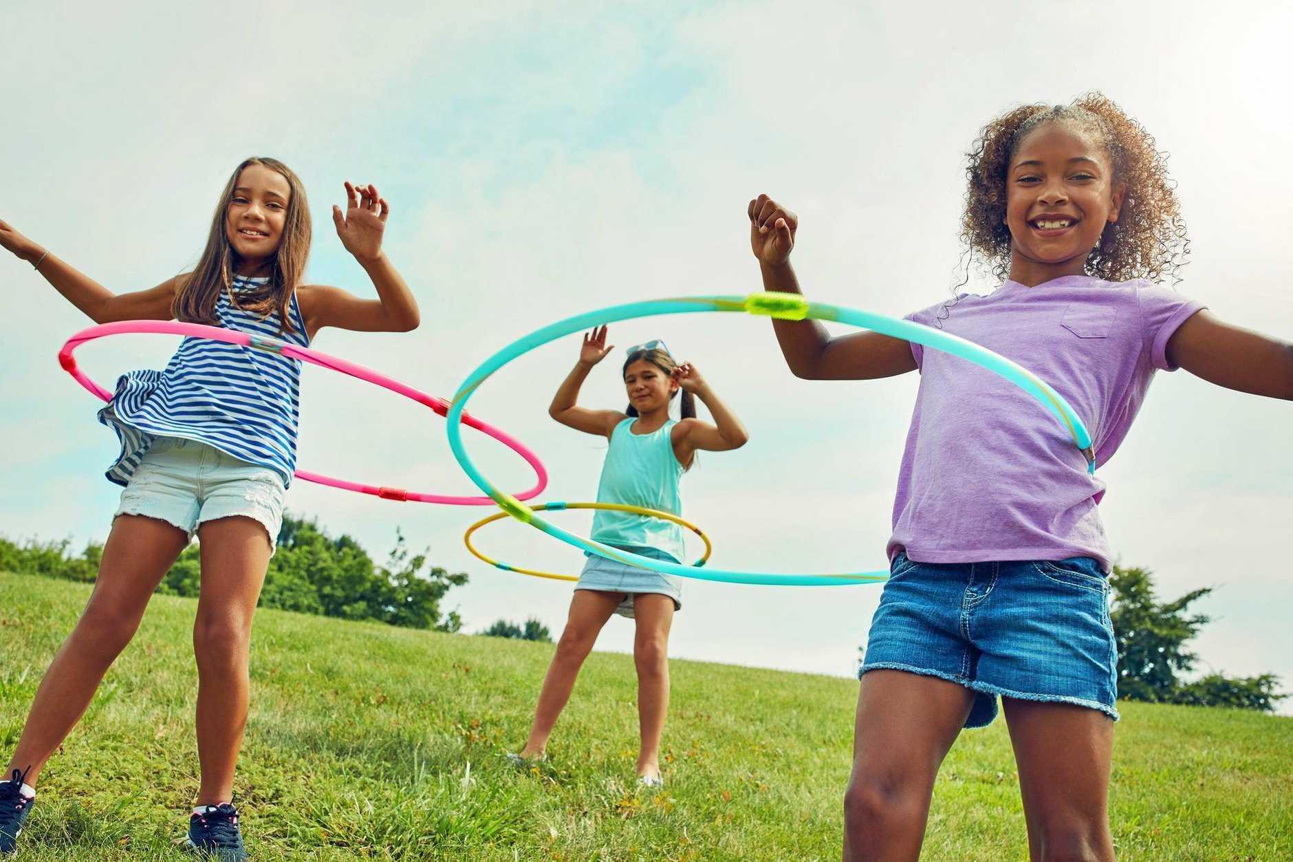 Hula hoop activities will be held in Springfield this week.