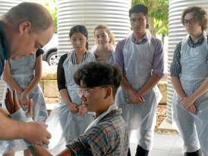 UQ students's back home to pursue rural doctor training