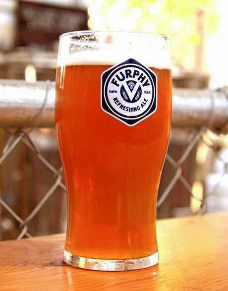 Furphy Refreshing Ale.