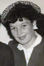 Kathleen Dawn Hardy in her younger days.