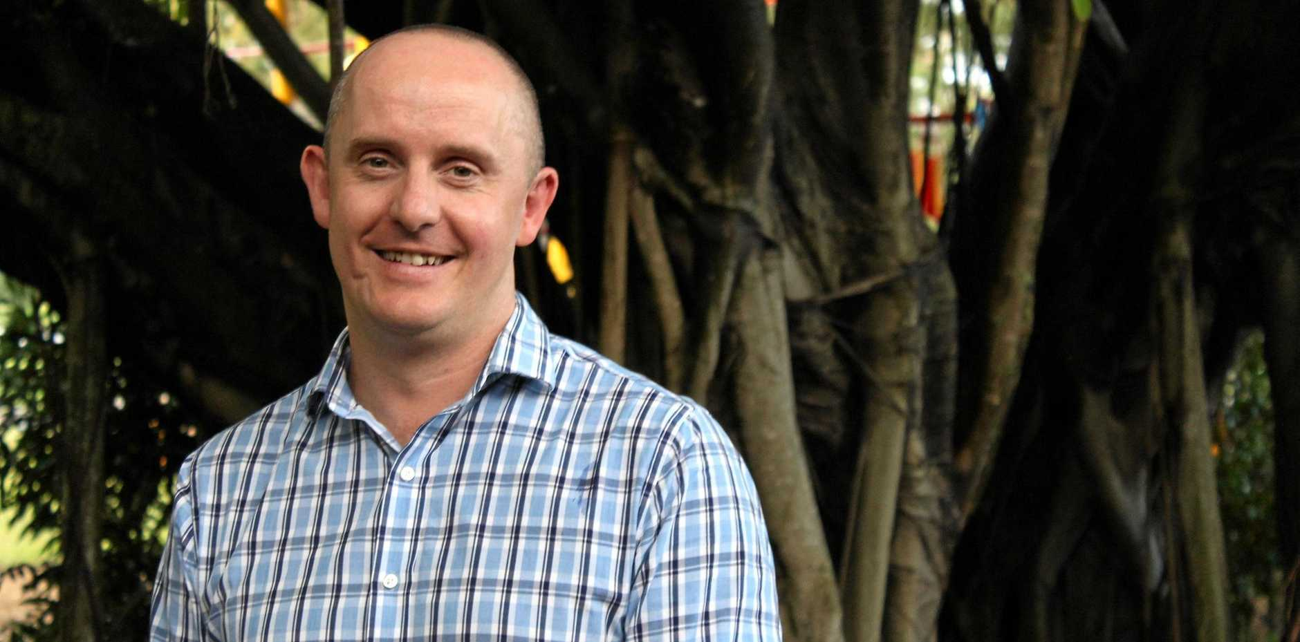 Tas Webber of Mackay Tourism is thrilled with the spike in developments across the region.