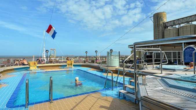 Gladstone's 'world class cruise plaza' to cause a splash