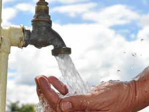Water restrictions in place with no rain in sight