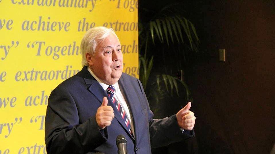 Palmersaurus Wrecks: Billionaire businessman Clive Palmer's audacious attempt to return to Australian politics