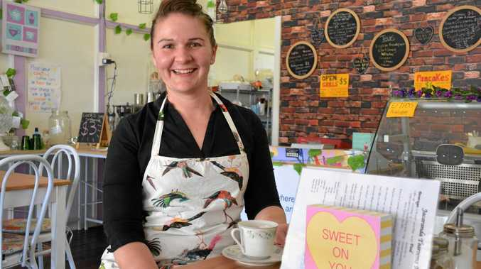 BIG BENEFIT: Proston business owner Anita Blanch believes the proposed trail would provide economic and social benefits to the town.