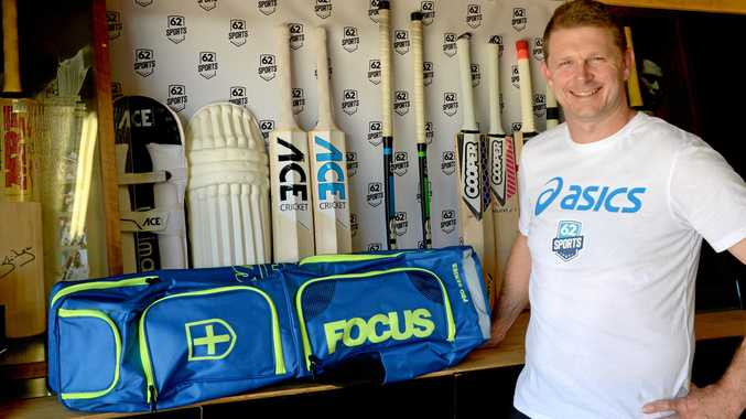 RURAL BOOST: Shane Scott of Sixty-Two Sports has developed his business to support athletes in rural communities.