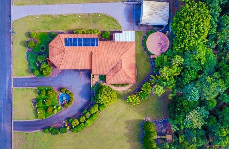 18 Freeman Court, Kingaroy, was on the market for $875,000 in August, 2018.