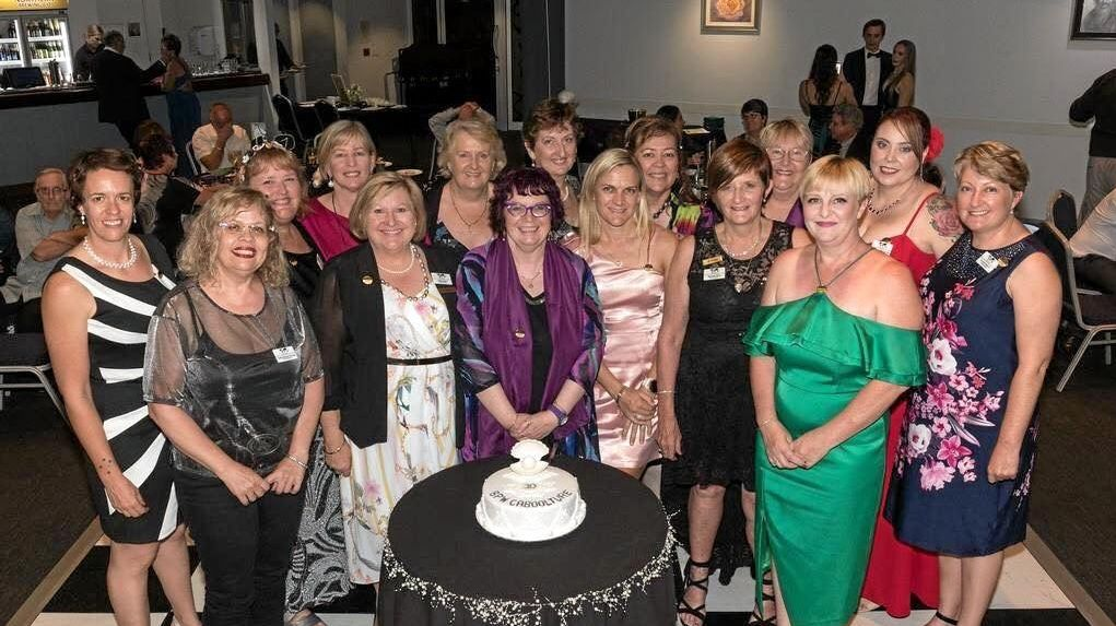 WOMEN UNITE: Members of the Caboolture BPW club will be