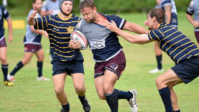 MOVING NORTH: Fraser Coast Mariners will leave the Sunshine Coast Rugby Union to play against Bundaberg teams in the Spring Cup.