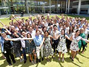 Dozens of new doctors start careers on the Sunshine Coast