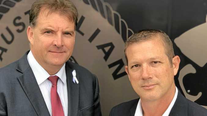 NEW ROLES: Burnett MP Stephen Bennett and Bundaberg MP David Batt. Photo Contributed