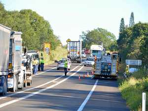 $17m Bruce Highway upgrade starts