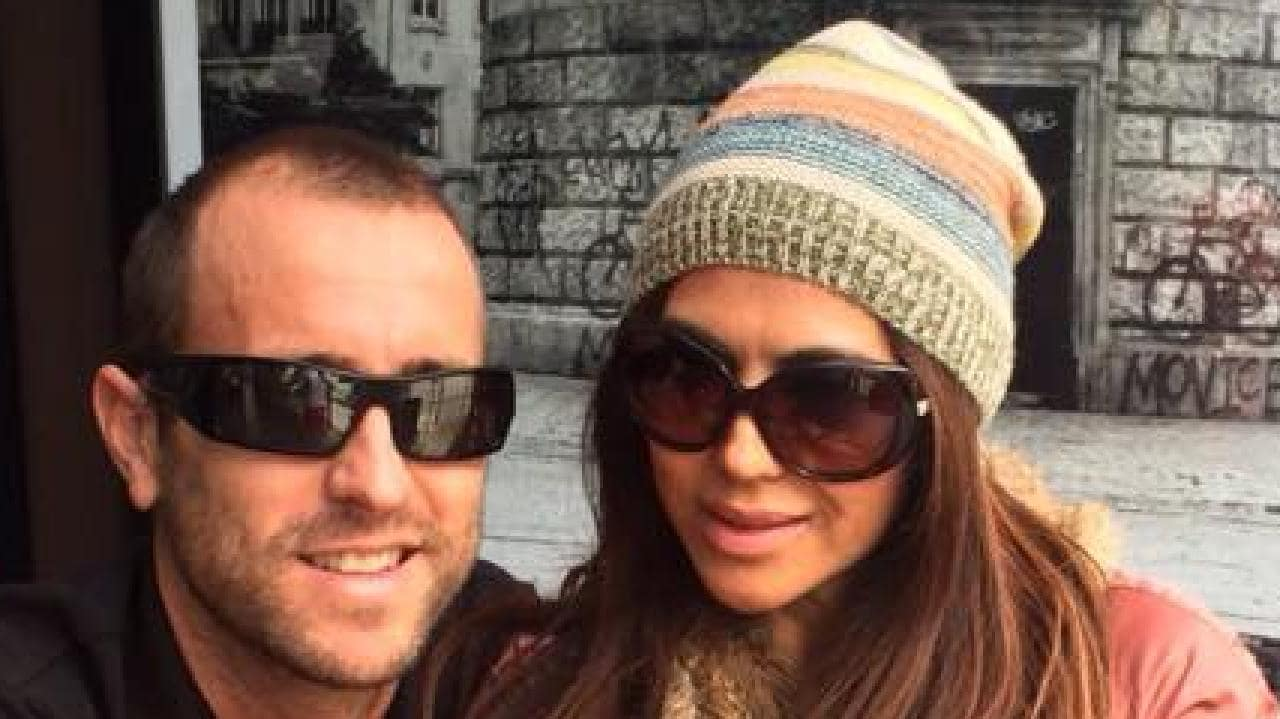 Gold Coast businessman Lewis Bennett, 41, and his wife of three months Isabella Hellmann, who disappeared during her honeymoon in the Bahamas.