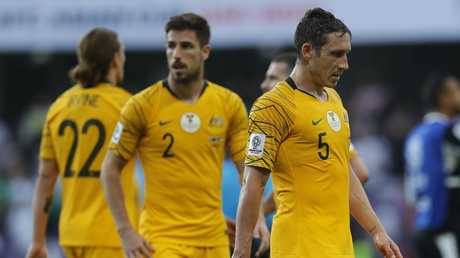 Milligan was solid  for the Socceroos.