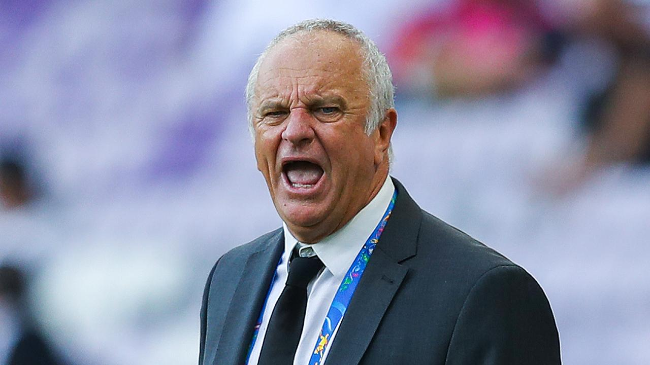 Injuries unravelled Graham Arnold's Asian Cup plans. Picture: Getty Images