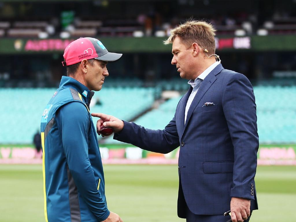 Shane Warne has not held back this summer along with a host for former stars.