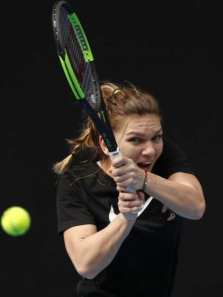 Simona Halep. Picture: AAP