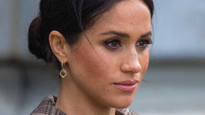 New reports suggest the Duchess of Sussex is struggling to cope with all the negative publicity surrounding her recently. Photo: Dominic Lipinski - Pool /Getty Images