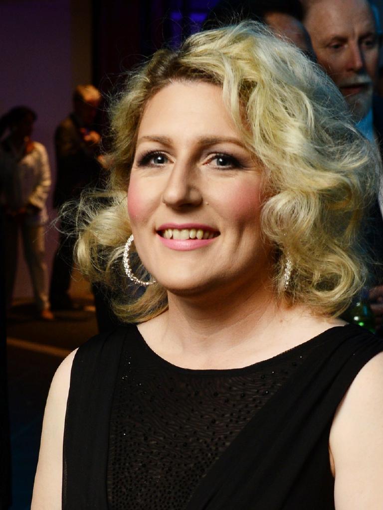 Businesswoman Kaitlyn Moore, 37.