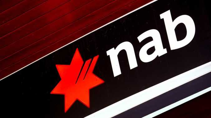 National Australian Bank has been hit by an outage. Picture: Hollie Adams/The Australian