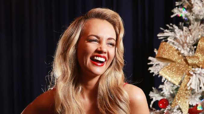 Congratulations are in order for Samantha Jade. Picture: Dylan Robinson