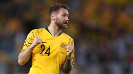 Martin Boyle was set to play a key role in Graham Arnold's Asian Cup plans. Picture: Getty Images