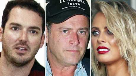 Peter and Karl Stefanovic and Sylvia Jeffreys have all left Today.