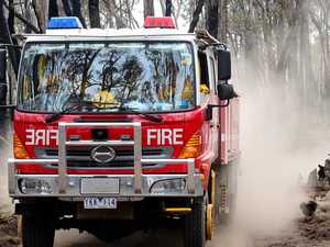 Man dies in shed fire accident