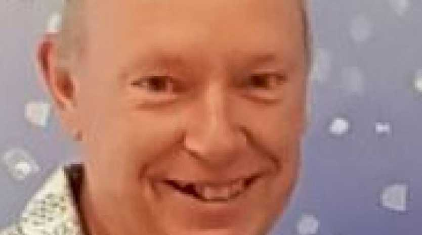 Bruce Ninnis has been found safe and well.