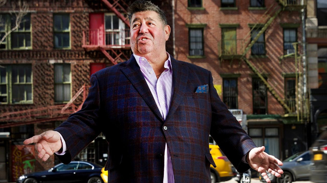 British publicist Rob Goldstone has penned his memoir 'Pop Stars, Pageants & Presidents: How an Email Trumped my Life'. Picture: Supplied