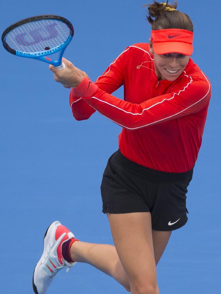 Ajla Tomljanovic. Picture: AAP