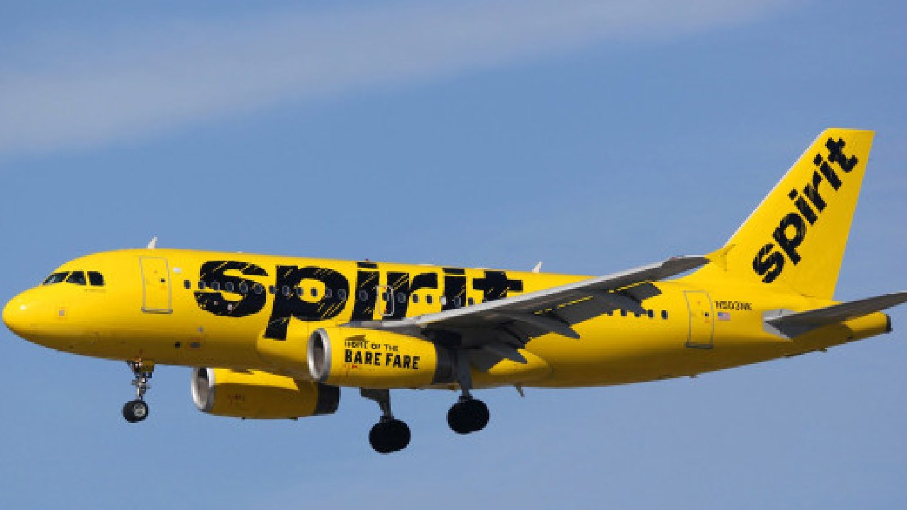 A Spirit Airlines flight turned into a anti-Semitic nightmare for two passengers. Picture: Getty