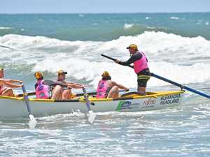 Surf Boat Racing Alex