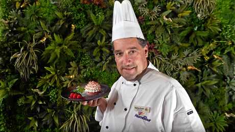 Nambour RSL head chef Matt Smyth has been named finalist in Chef of the Year.
