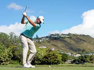 Scott misses cut but Leishman looks a threat in Hawaii
