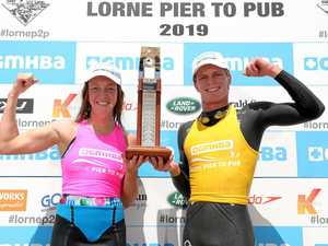 Coast teenagers win back-to-back Pier to Pub titles