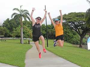 High-fives: The special ingredient to a successful parkrun