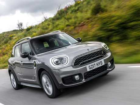 Countryman SE: Snappy responses, easy to charge but limited electric-only range