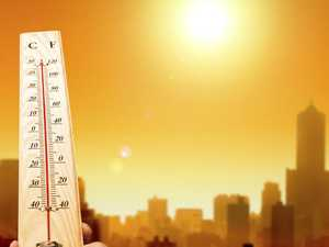 Heatwave in some areas, flood warnings in others