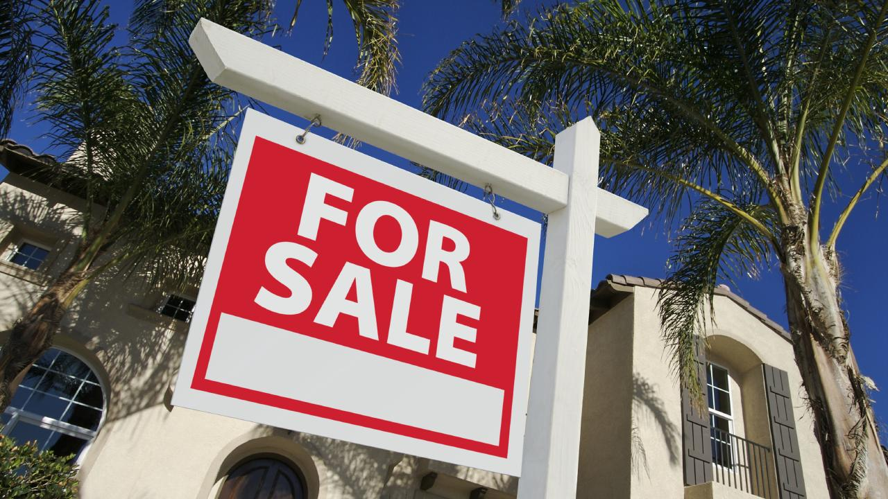 House for sale - thinkstock