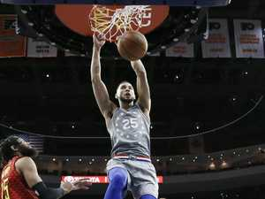 Simmons unloads on mates after career-high