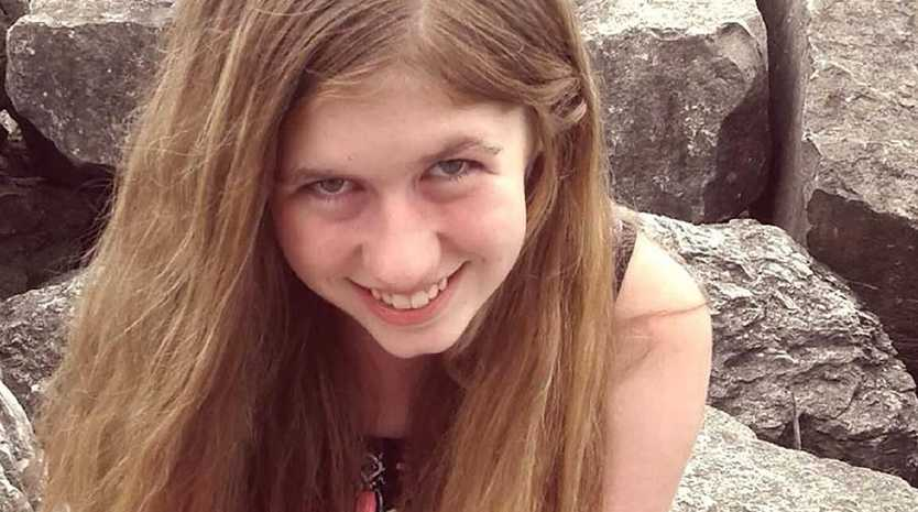 The teenager had been missing since October 15, when her parents were found dead at their home. Picture: Ho / Barron County Sheriff's Department / AFP