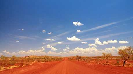 Another beautiful day in Western Australia's Pilbara region.