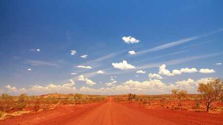 Another beautiful day in Western Australia's Pilbara region.