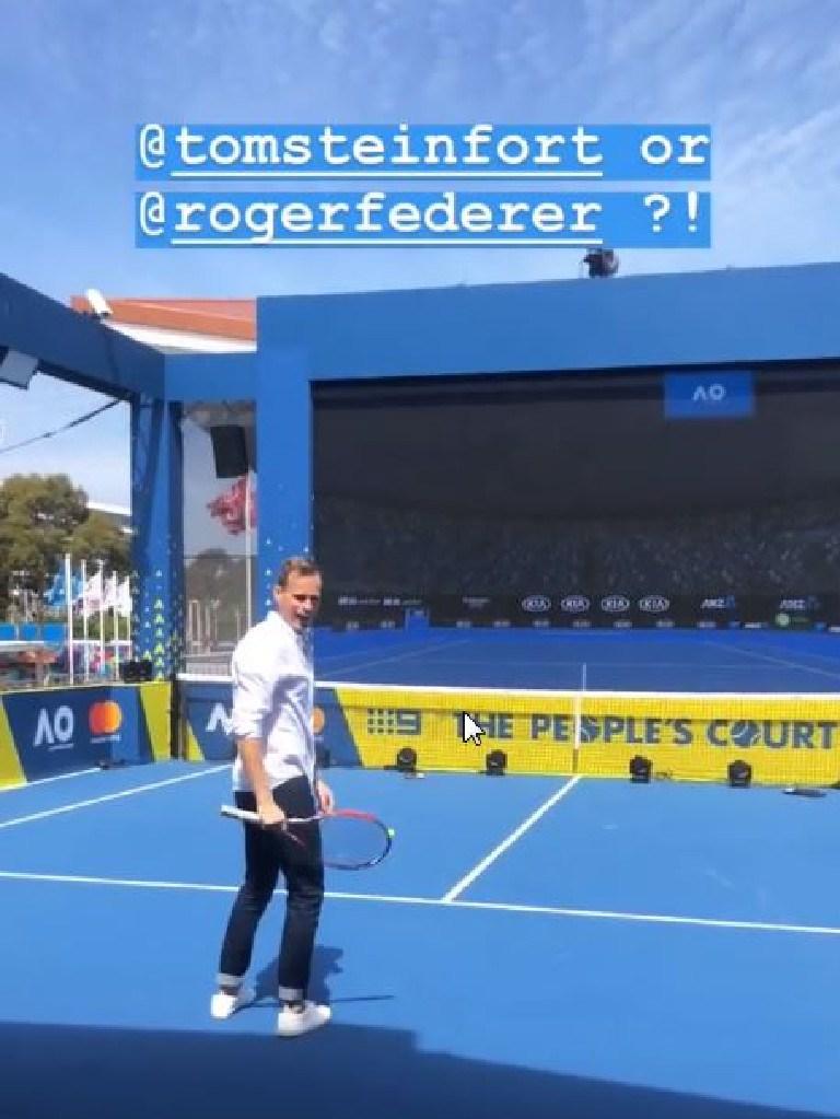 Definitely not Roger.