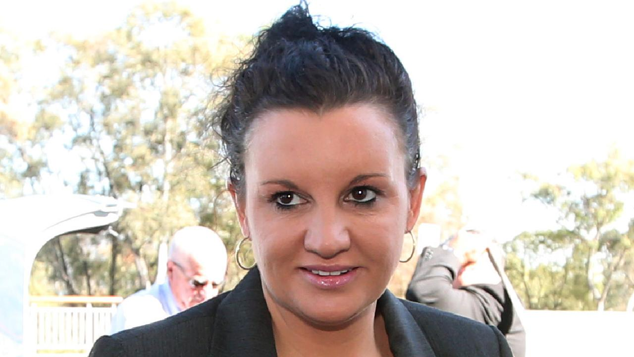 Changed woman … Lambie first arrived on the political radar as a senator for the Palmer United Party. Picture: Kym Smith
